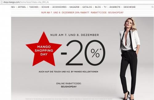 MANGO -20%