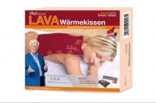 [meinPaket] Lava Wärmekissen 8,95 EUR
