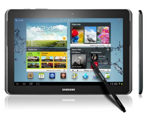 Amazon Warehousedeals Samsung Galaxy Note 10.1 16GB Wifi grau