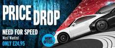 Zavvi Price Drop (u.a. Need for Speed: Most Wanted, Forza Horizon)