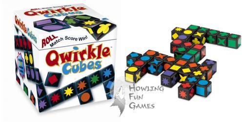 [Amazon Adventskalender] Qwirkle Cubes wieder mal für 9,99 Euro (den allseits beliebten 10-EUR-Fashion-Gutschein von Amazon gibt's noch dazu)