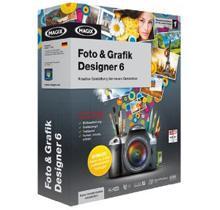 Vollversion: Magix Foto & Grafik Designer 6 SE (nur heute)