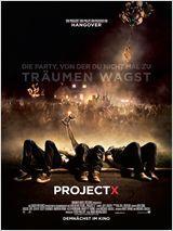 o2 Videothek - Project X heute kostenlos ansehen