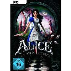 Alice: Madness Returns unter 5€ bei Amazon.de