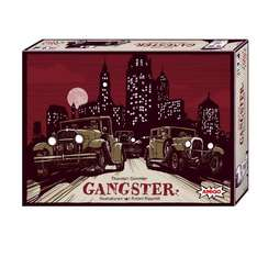 @Amazon Amigo Gangster Brettspiel