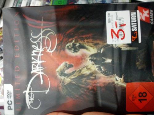 [Lokal] The Darkness II 2 PC für 3€ @ Saturn Berlin-Zehlendorf