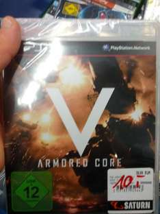 [Lokal] Armored Core V 5 PS3 für 10€ @ Saturn Berlin-Zehlendorf
