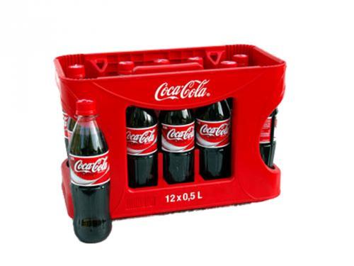 Hit: Coca Cola je 50 Cent pro 1 Liter - Mittwoch zwischen 19 - 22 Uhr (gilt wohl Bundesweit!!!!)
