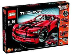 LEGO Technic 8070 - Super Car für nur 66,99€ @ Amazon Adventskalender
