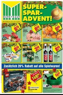 20% extra auf alle Spielwaren bei Marktkauf Bayern