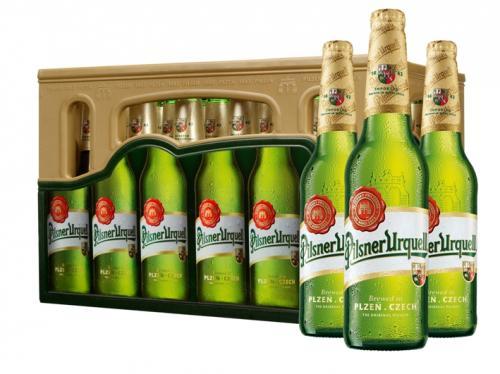 Pilsener Urquell & Budweiser @ Kaufland für 11€/Kasten