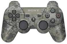DualShock 3 Camoflage Controller
