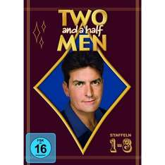 Two and a half Men Superbox Staffel 1-8