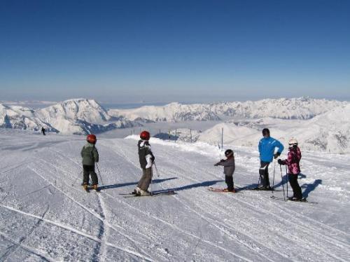 Skiurlaub Les Deux Alpes: 1 Woche Unterkunft und Skipass 149  Euro p.P. am 15.12.