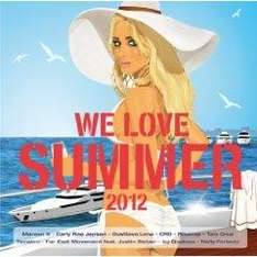 "MP3-Sampler für 1,29€ @ iTunes ""We love Summer 2012"" 48 Songs für lau"