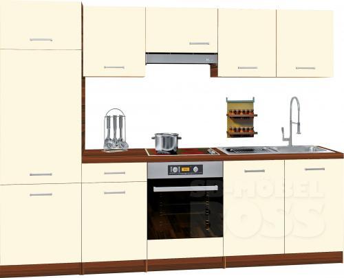 kompletter Küchenblock (ohne Geräte) für 199€ und passend dazu Tischgruppe (4 Stühle + Tisch) für 99€ @ SB-Möbel-Boss