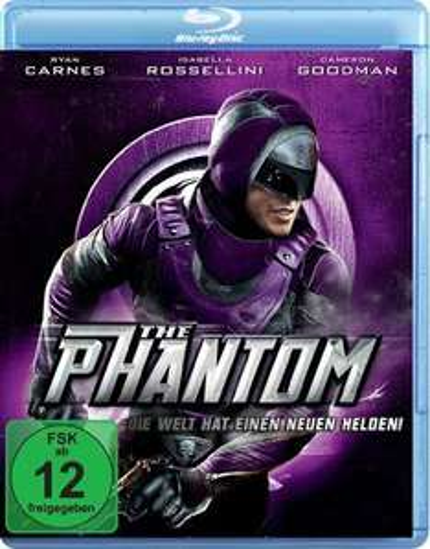 Das Phantom [Blu-ray] für 4,97€ @Amazon.de