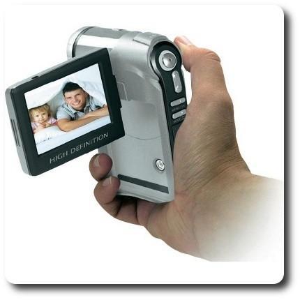 Aiptek Digimio T6 HD Camcorder für 39,00 € @ DC