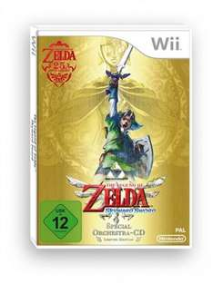 [Wieder da !][Wii][GameStop] Zelda Skyward Sword Special Edition