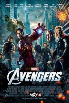 Marvel's The Avengers (Blu-ray+3D) 19,99€ @ Amazon.de