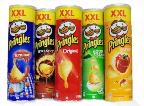 Pringles XXL für 1,11€ @Kaufland Süddeutschland [Regional]