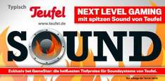 Teufel Soundsysteme (Gamestar Edition)