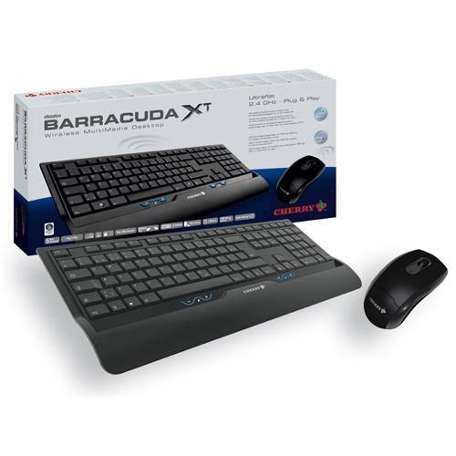 Cherry Barracuda XT Wireless Desktop