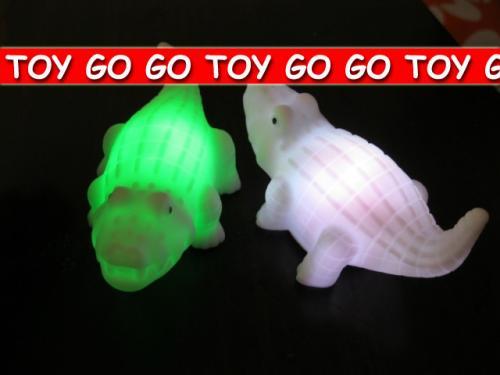 [myDealZ] LED Kroko für ~2,60€ inkl. Versand @ Ebay