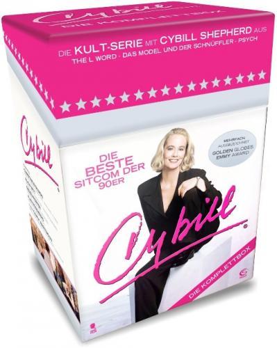 Cybill - Die Komplettbox mit 87 Folgen auf 15 DVDs (limitiert und exklusiv bei Amazon.de)