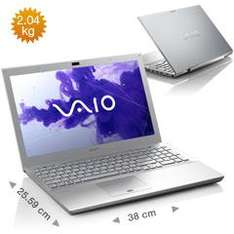 Sony Vaio SE2 i5-2450M, 128 GB SSD, UMTS, 1920x1080 Display 15""