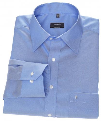 Zwei Hemden von Eterna Excellent für 58 Euro - 52 % Rabatt auf UVP