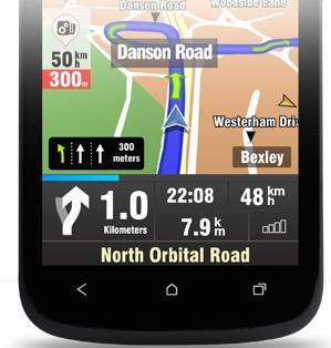 Sygic Navigation für Android 2 für 1