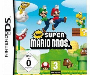Nintendo DS: New Super Mario Bros für nur 17,89 EUR inkl. Versand!