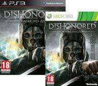 Dishonored (AT-Version) für 32,99 Euro [PS3 & Xbox 360] @ World of Video