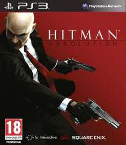 [PS3/Xbox360] Hitman Absolution 24,72€ @ zavvi.com