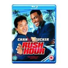 Bluray - Rush Hour für €2,49 bei play.com