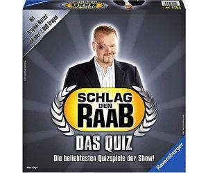 Schlag den Raab Das Quiz  für 14,99€ @Amazon Advenskalender