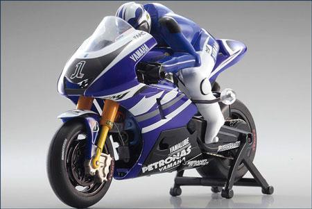 Moto Racer Mini-Z YAMAHA YZR-M1 1/18 - Freakware Adventskalender