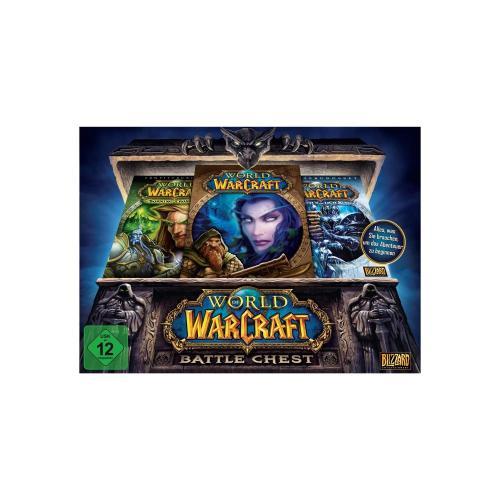 World of Warcraft Classic, Burning Crusade und WotLK für 4,99€ bei Amazon oder direkt Battle.net