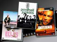 3 DVDs & 19 PC-Vollversionen gratis (+VSK 4,90€)