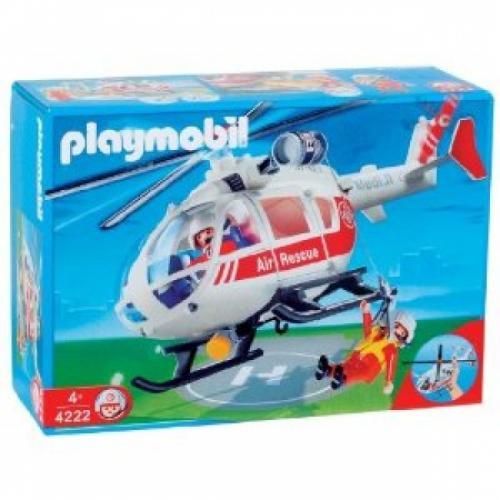 PLAYMOBIL 4222 Notarzthelicopter bei Galeria Kaufhof für 24,99€