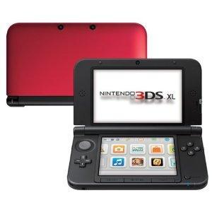 Nintendo 3DS XL - noch schnell vor Weihnachten bestellen, blau oder rot