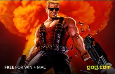 Duke Nukem 3D FREE für die nächsten 48h bei GOG.com