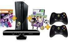 Saturn TV Werbung XBOX360  250 Kincet + Kinect Sports + Dance Central 2 + 2. Controller