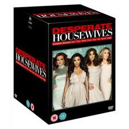 [amazon.it] Desperate Housewives komplette Serie ca. 75 €
