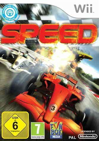 Speed Nintendo Wii € 11,65 @ Thehut.com