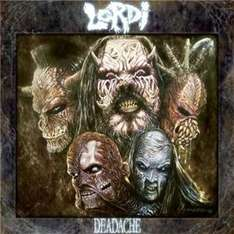 (UK) Lordi - Deadache [CD] für 3.76€ @ play (moviemars)