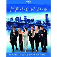 Friends - Die komplette Serie 21 Blu-rays @Amazon Adventskalender