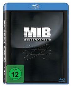 [Amazon, nur heute] Men in Black 1-3 - Box [Blu-ray] für 19,97 Euro