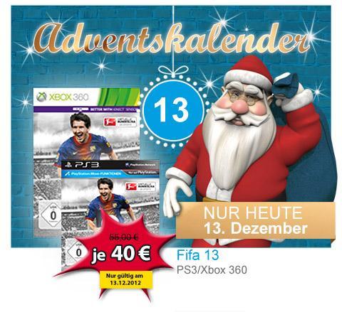 Fifa 13 PS3/XBOX